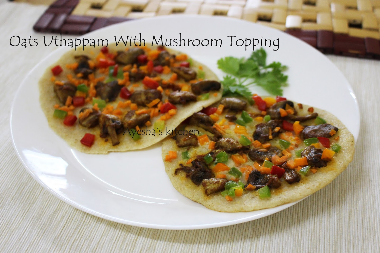 Oats uthappam with mushroom topping recipe instant oats uthappam so lets see how to make oats uthappam with mushroom topping enjoy this delicious breakfast recipe with oats the recipe courtesy vahchef forumfinder Images