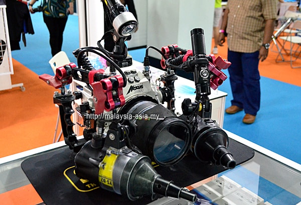 2019 Underwater Camera Rig