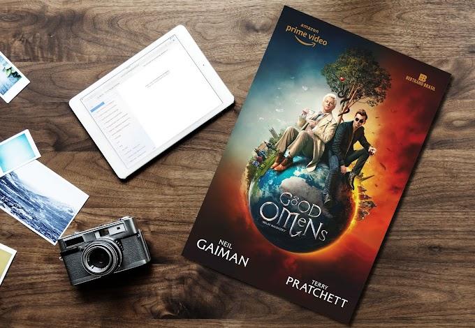 Good Omens | Neil Gaiman & Terry Pratchett