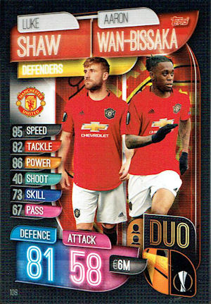 Football Cartophilic Info Exchange Topps Uefa Champions League Match Attax 2019 20 10 Checklist United Kingdom Edition