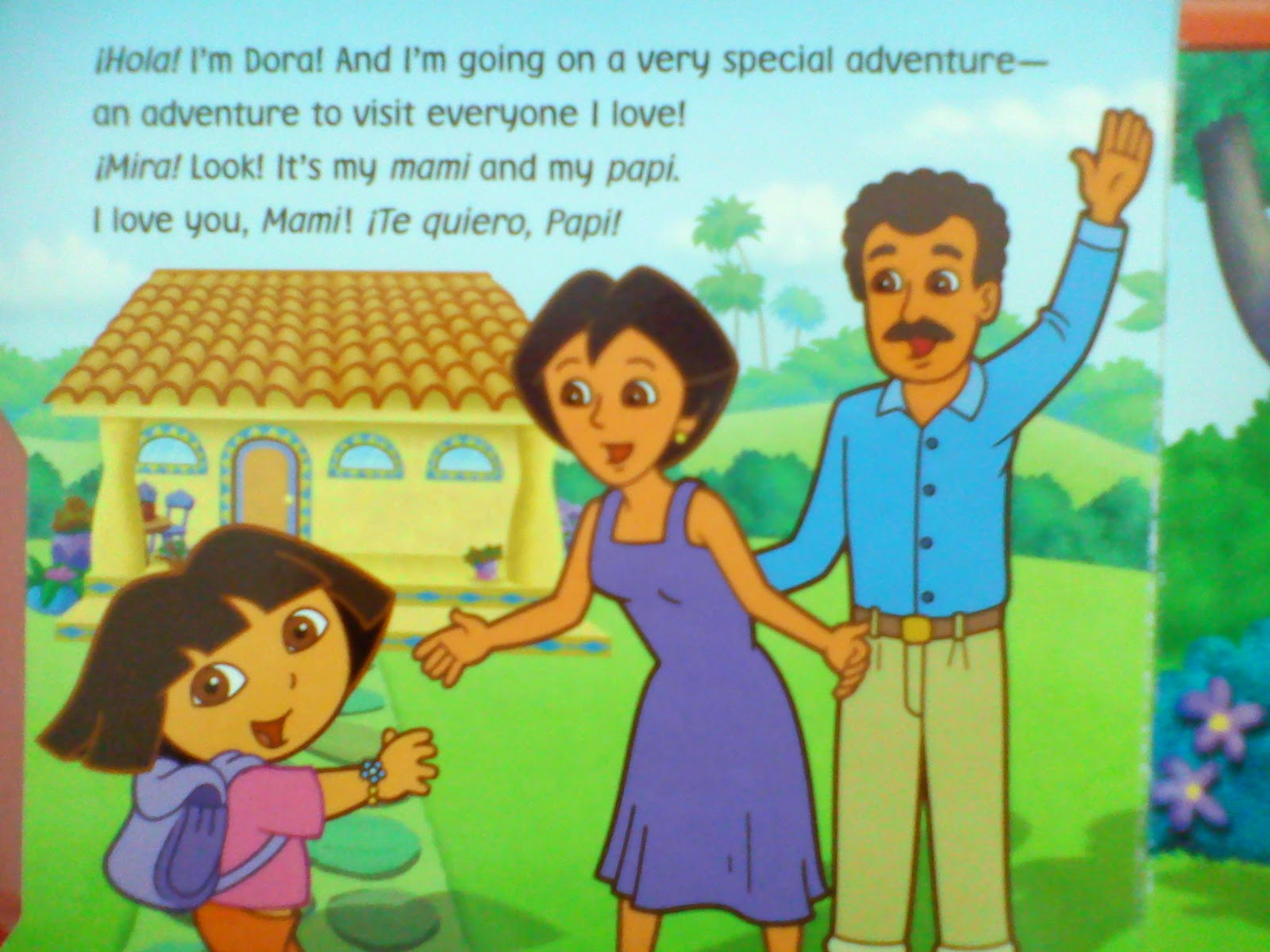 Children Books For You Dora S Quot I Love You Quot Book Dora The