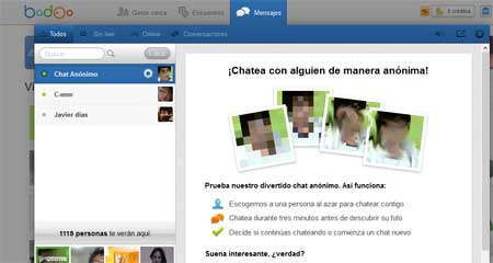 Badoo chat y dating