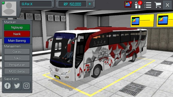 Cara Download Game Bus Simulator Indonesia Versi Update dan Panduan Main