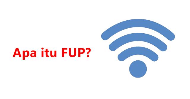 pengertian fup pada paket internet