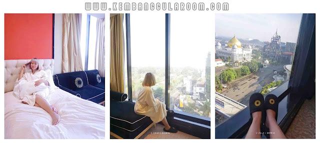 Kamar Hotel Mewah The Trans Luxury Hotel Bandung - Demia Kamil