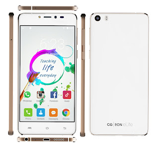 CG Eon-eLite Phone Price