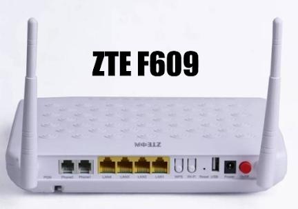 ZTE F609