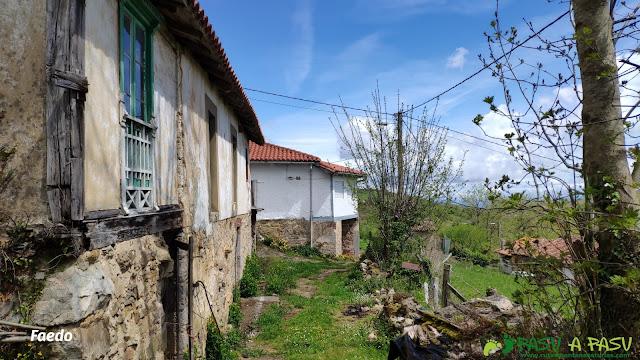 Casas en Faedo, Belmonte