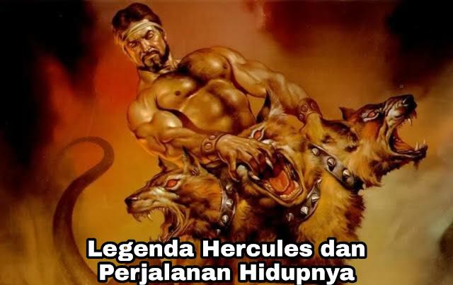 Legenda Hercules Manusia Perkasa dan Perjalanan Perjuangannya (Romawi)