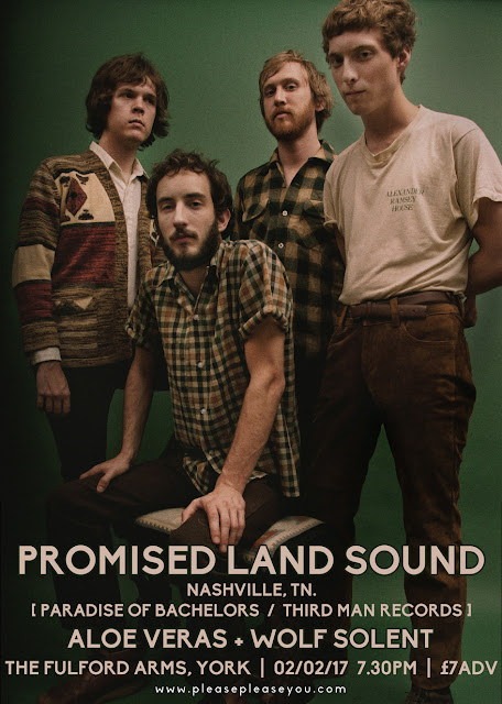 http://www.seetickets.com/event/promised-land-sound/the-fulford-arms/1046708