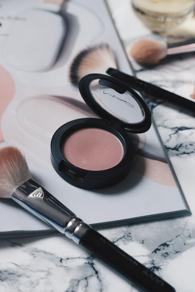 Beauty Favoriten Juli 2017 Beauty Blogger MAC Blush Blushbaby Review Little Emma Duesseldorf