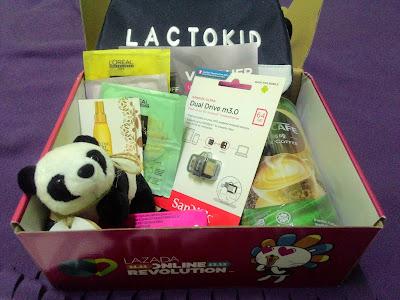 box of joy lazada