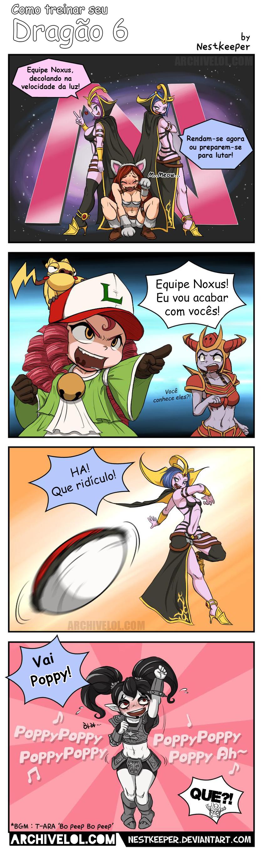 Como treinar seu dragão #6