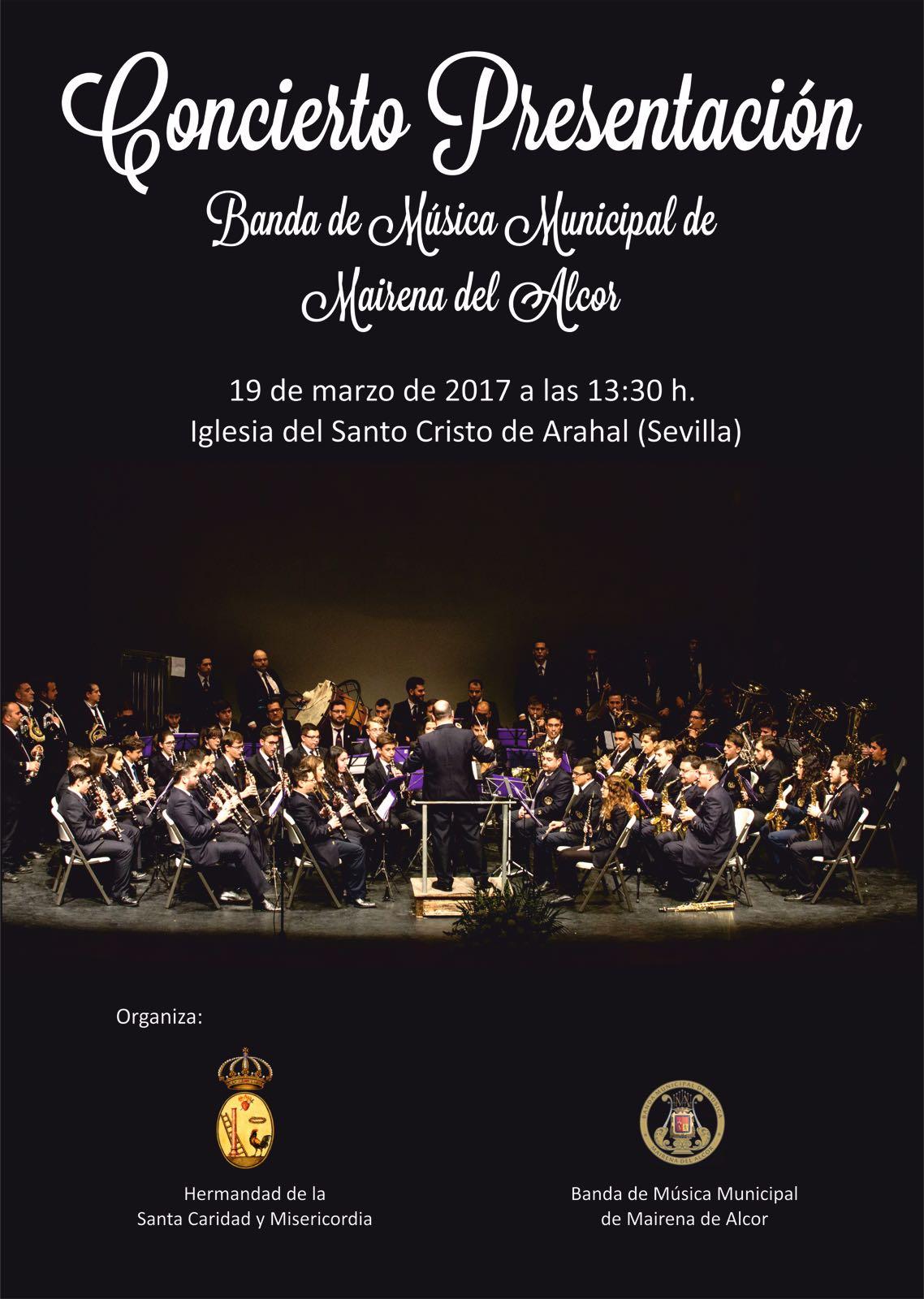Cofrades de arahal hoy concierto de la banda de m sica de for Piscina mairena del alcor 2017