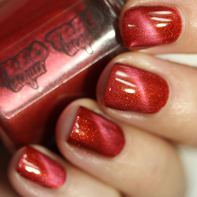 Treo Lacquer Lord of Terror swatch