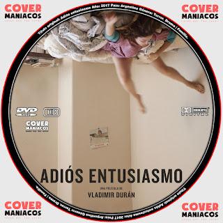 GALLETA ADIOS ENTUSIASMO 2017 [ COVER DVD]