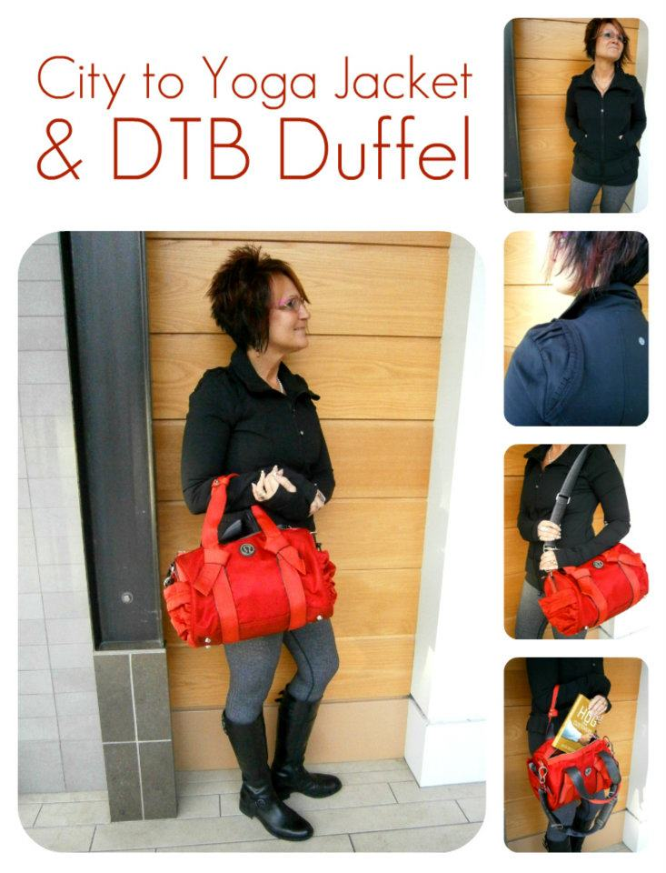 6be5317b225 The too-tiny-for-me DTDB Duffle is calling my name. It's just so cute. It  doesn't look like it would fit a pair of spin shoes and all the rest of the  junk I ...