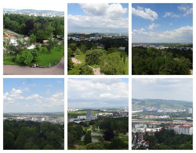 O que ver e fazer em Stuttgart? Killesberg e Killesbergturm