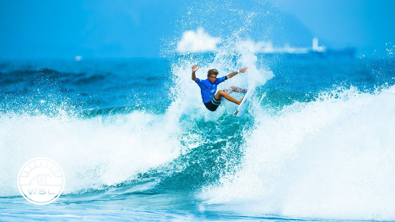 2018 Junior Pro Sopela Highlights Quarters Set on Day 2