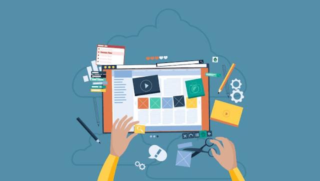 Thiết kế website đẹp trong 6 bước đơn giản