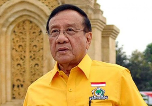 Akbar Tanjung Minta DPR Sikapi Ketidakpuasan Rakyat
