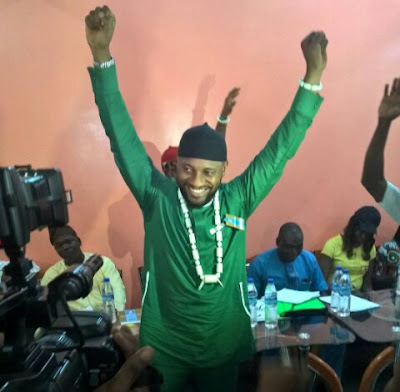 Actor Yul Edochie primary election image