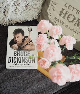 """#18 Bruce Dickinson """"Do czego służy ten przycisk? Autobiografia"""""""