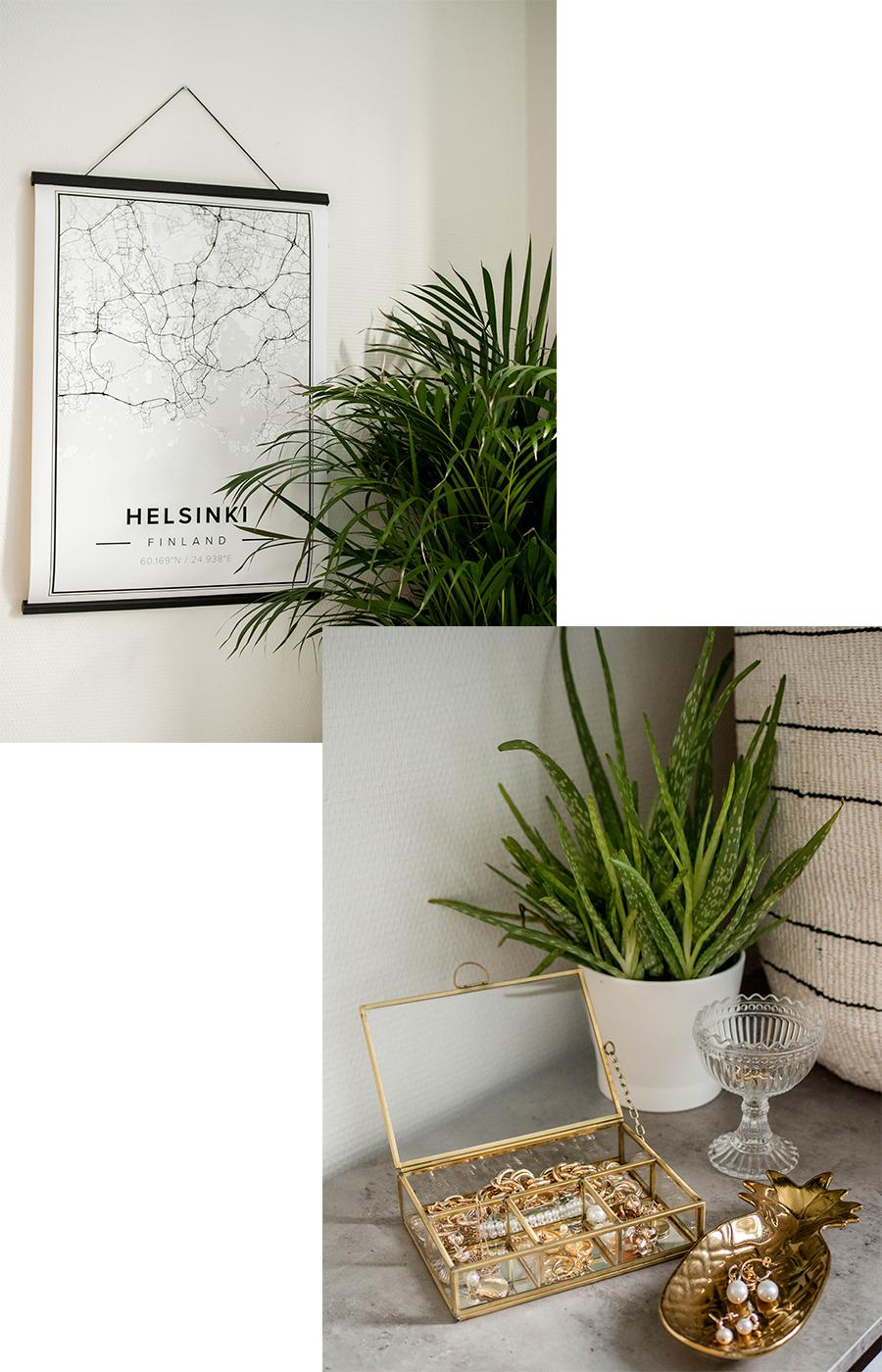 Yksinkertainen ja minimalistinen sisustus // Simple and minimalistic interiors