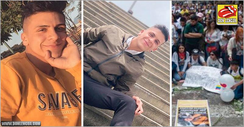Murió Dilan Cruz herido durante las protestas violentas y los saqueos en Colombia