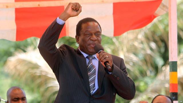 Mrithi wa Robert Mugabe Kuapishwa Ijumaa