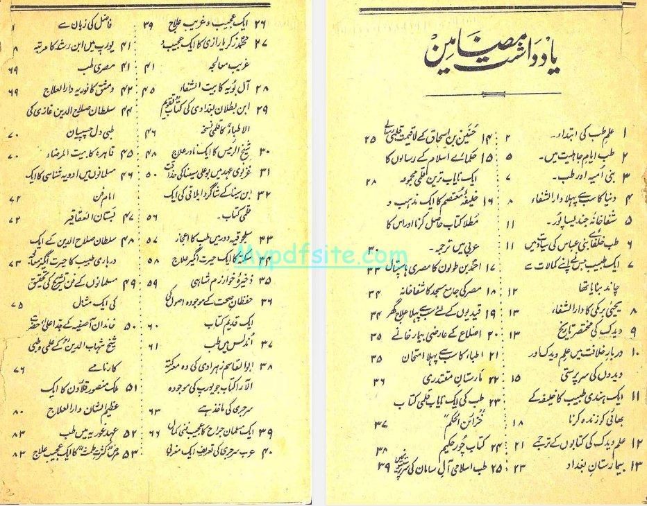 islami-tib-moinuddin-faroqui book