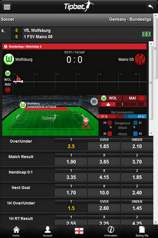 Tipbet Mobile