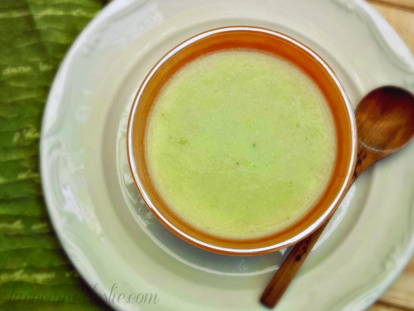 Chayote Ugly! {Cream of Chayote Soup} - La Cocina de Leslie