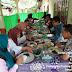 Tingkatkan Hubungan Kerja yang Baik dengan Nagari Babinsa Koramil 07/Pauh Kambar Komsos Sambil Makan Siang