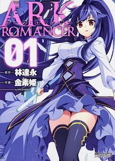 Manga Ark:Romancer