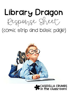 library dragon