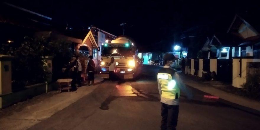 Ada Pengecoran Bangunan Gedung Dakwah Muhammadiyah di Purbalingga, Polisi Siaga