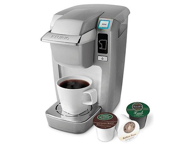 KEURIG K10 B31 MINI PLUS PERSONAL COFFEE BREWER