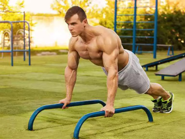 5 Best Chest Workout Exercises You Can Do At Home