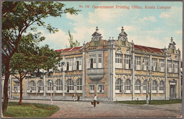 Image result for printing office kl 1899