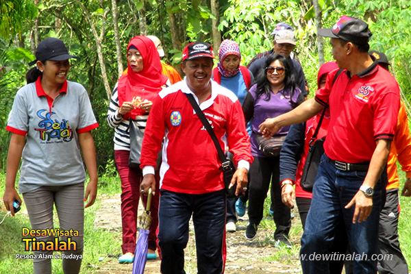 Sadar Wisata Kunci Utama Pengembangan Desa Wisata - Desa Wisata Tinalah 1