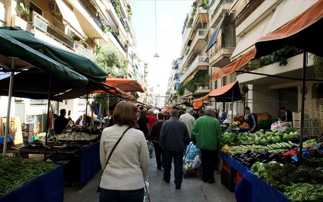 Θράκη: Μεγάλο πλήγμα στις λαϊκές - Ζημία άνω του 60%