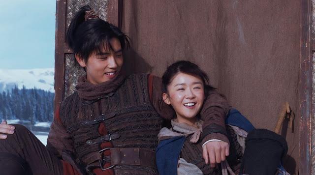 Ning Que dan Sang Sang tiba di ibu kota Sinopsis Ever Night Episode 3 - 4
