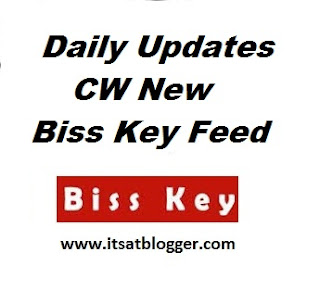 Daily Updates CW New Biss Key Feed