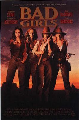 Bad Girls 1994 DVD R1 NTSC Latino