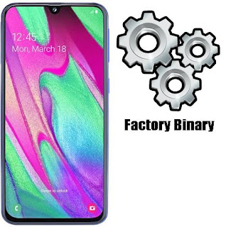 Samsung Galaxy A40 SM-A405FN Combination Firmware