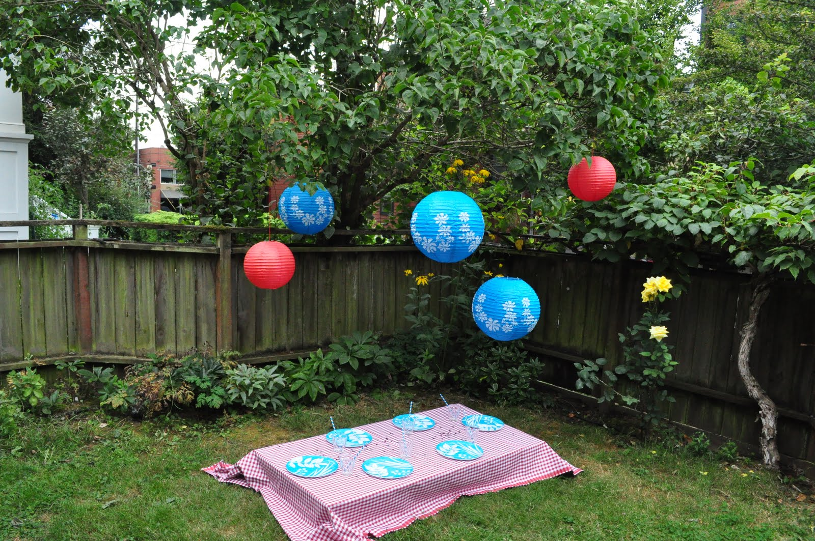 Picnic Themed Decorations Picnic Party Picnic Party Decorations