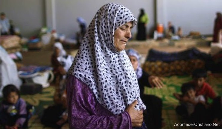 Mujer cristiana es torturada por terroristas