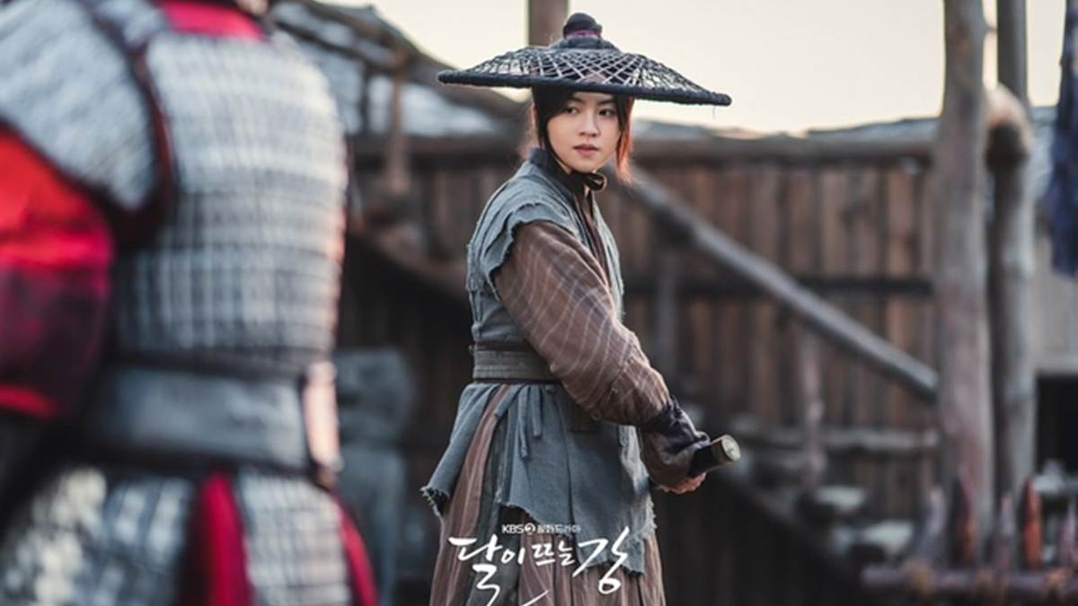 kemampuan Pyeonggang bertarung dengan pedang