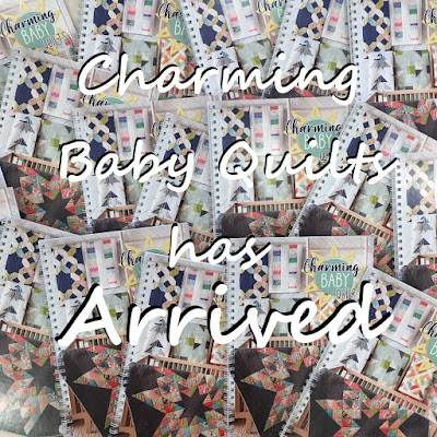 Charming Baby Quilts has Arrived!!!!